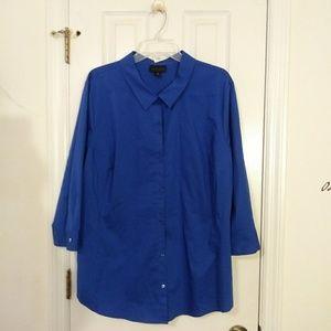 Worthington plus size blouse